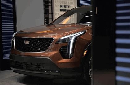 2019 Cadillac XT4 Sport 11