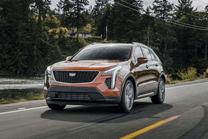 2019 Cadillac XT4 Sport 32