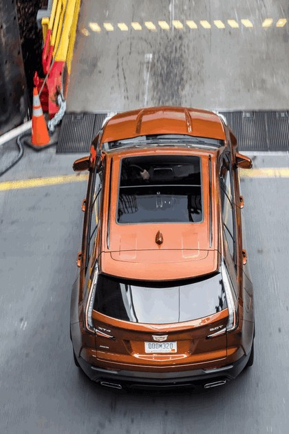 2019 Cadillac XT4 Sport 41