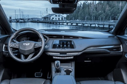 2019 Cadillac XT4 Sport 53