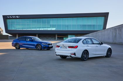 2019 BMW 330i ( G20 ) 54