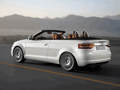 2008 Audi A3 cabriolet 8