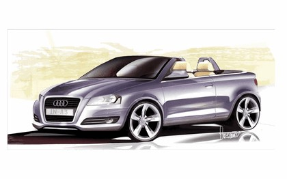 2008 Audi A3 cabriolet 43