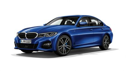 2019 BMW 330i ( G20 ) M Sport 4