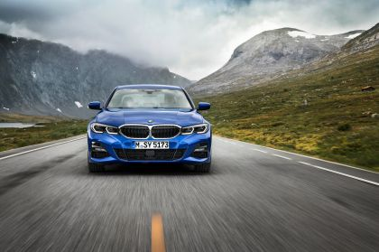 2019 BMW 3er ( G20 ) M Sport 3