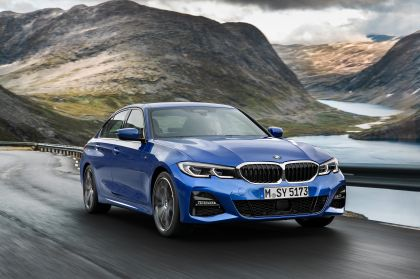 2019 BMW 3er ( G20 ) M Sport 5