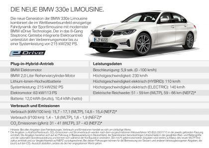 2019 BMW 330e ( G20 ) 3