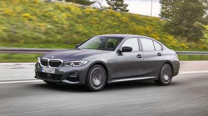 2019 BMW 330e ( G20 ) 6
