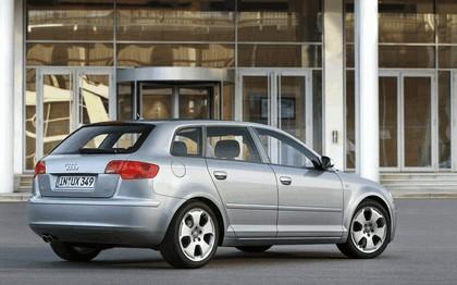 2008 Audi A3 sportback 7