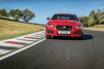 2018 Jaguar XE 300 Sport - lap record at Circuit de Charade 2