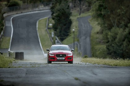 2018 Jaguar XE 300 Sport - lap record at Circuit de Charade 8