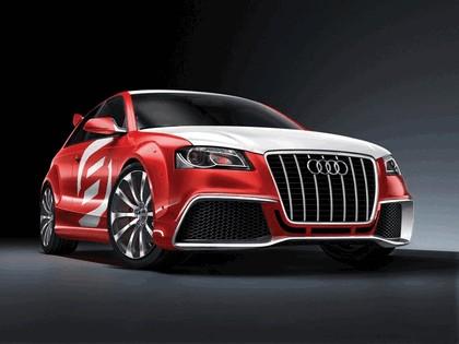 2008 Audi A3 TDI clubsport quattro concept 1