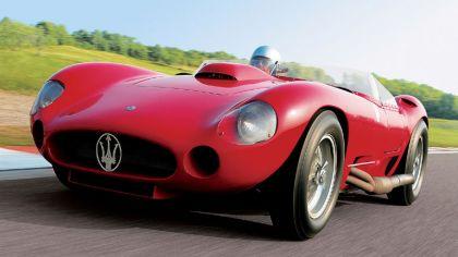 1956 Maserati 450S prototype by Fantuzzi 6