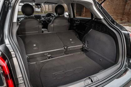 2018 Fiat 500X - UK version 47
