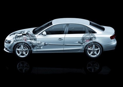2008 Audi A4 116