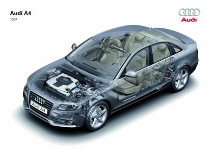 2008 Audi A4 125
