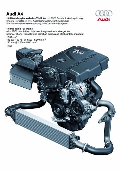 2008 Audi A4 129