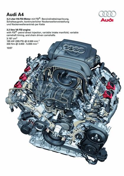 2008 Audi A4 131