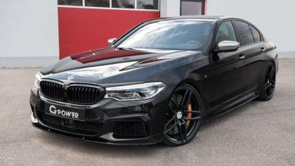 2018 BMW M550i ( G30 ) by G-Power 9