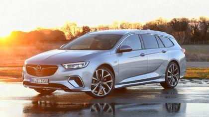 2018 Opel Insignia GSi Sports Tourer 9