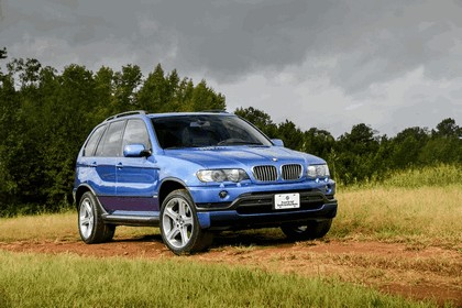 2001 BMW X5 ( E53 ) 4.6is - USA version 2