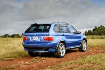 2001 BMW X5 ( E53 ) 4.6is - USA version 5