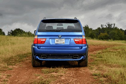 2001 BMW X5 ( E53 ) 4.6is - USA version 9