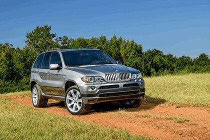 2001 BMW X5 ( E53 ) 4.8is - USA version 5