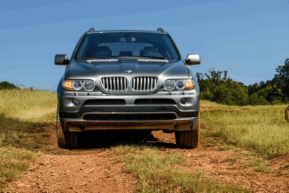 2001 BMW X5 ( E53 ) 4.8is - USA version 7