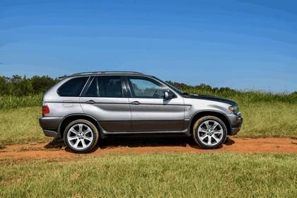 2001 BMW X5 ( E53 ) 4.8is - USA version 8