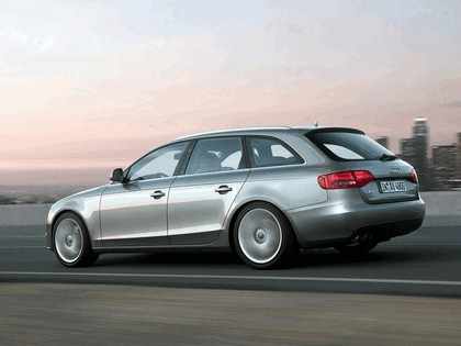 2008 Audi A4 Avant 13