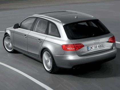 2008 Audi A4 Avant 20