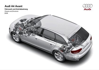2008 Audi A4 Avant 41
