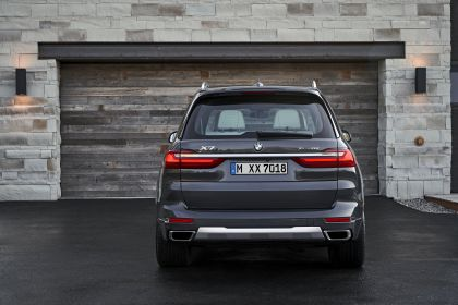 2018 BMW X7 xDrive 40i 42