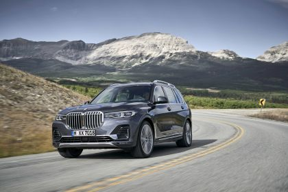2018 BMW X7 xDrive 40i 57