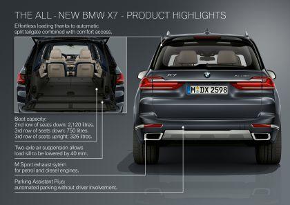 2018 BMW X7 xDrive 40i 86