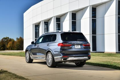 2018 BMW X7 xDrive 40i 108
