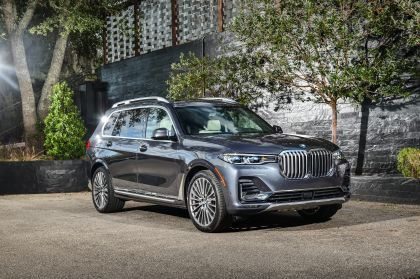 2018 BMW X7 xDrive 40i 124
