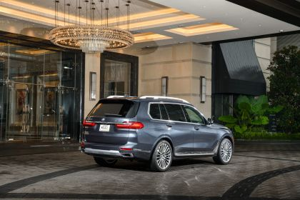 2018 BMW X7 xDrive 40i 129