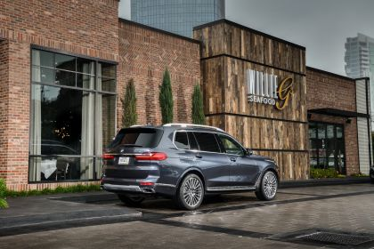 2018 BMW X7 xDrive 40i 130
