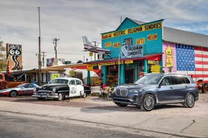 2018 BMW X7 xDrive 40i 143