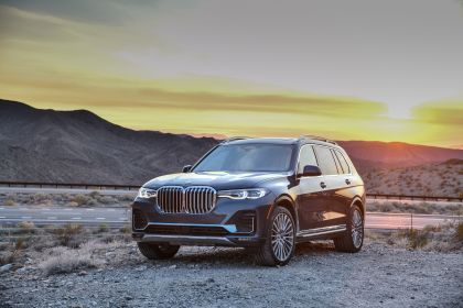 2018 BMW X7 xDrive 40i 146