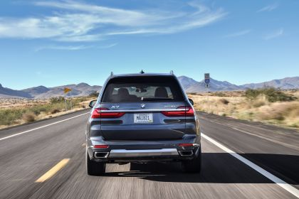 2018 BMW X7 xDrive 40i 205