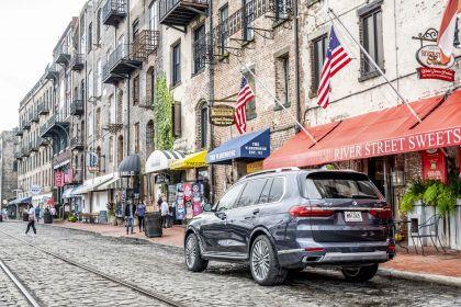 2018 BMW X7 xDrive 40i 236