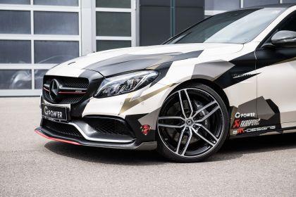 2018 Mercedes-AMG C 63 by G-Power 5
