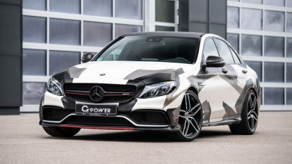 2018 Mercedes-AMG C 63 by G-Power 7