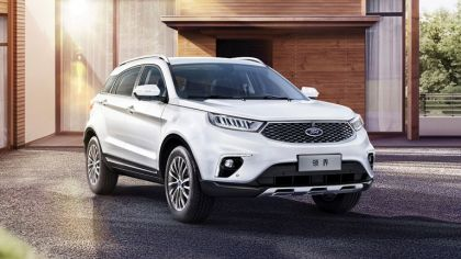 2018 Ford Territory 2