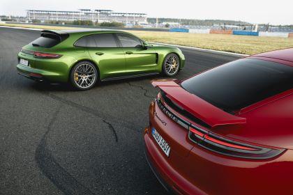 2018 Porsche Panamera GTS 8