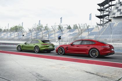 2018 Porsche Panamera GTS 11