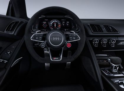 2019 Audi R8 coupé 12